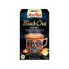YOGI TEA, Black Chai, черный чай с имбирем и корицей, BIO, 17 саше