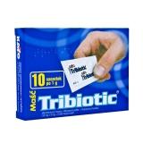 TRIBIOTIC мазь 1 г, 10 пакетиков