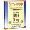 Fast NADH 10мг, Swanson, 30 таблеток