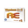 Витамин А + Е (2500j.m + 10мг) Hasco, 30 капсул